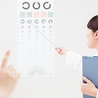 視覚障害の改善
